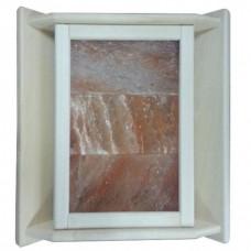 Абажур угловой с гималайской солью АГС