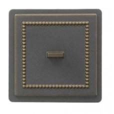 Дверца Везувий прочистная 237 (бронза)