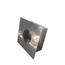 Потолочно-проходной узел ф. 110 мм. (430-0.5 мм.)
