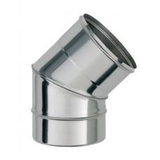Колено 45 градусов ф. 115 мм. (430-1.0 мм.)
