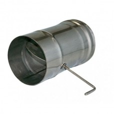 Шибер ф. 110 мм. (304-1.0 мм.)