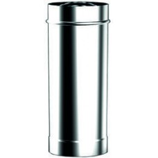 Труба 0.5 метра ф. 110 мм. (430-1.0 мм.)
