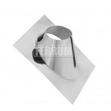 Крышная разделка угловая ф. 160 (430/0,5 мм)