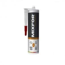 Герметик термостойкий силиконовый MIXFOR HiTemp МТ-79 (до +250°С) КРАСНЫЙ