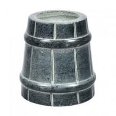 Испаритель `Ведерко` из камня для бани и сауны
