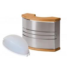 Светильник Harvia с абажуром Steel SAS 21106