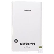 Газовый котел Navien Deluxe ATMO 16AN